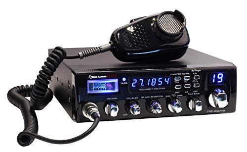 Texas Ranger Elite TRE-936FFB Professional 40 Channel AM CB Radio with Frequency Counter. Buy it now for 159.99