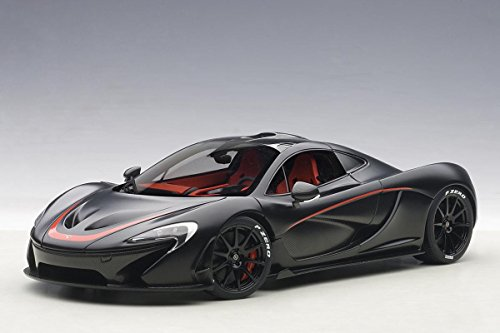 Gifts Delight Laminated 36x24 Poster: McLaren P1 2013