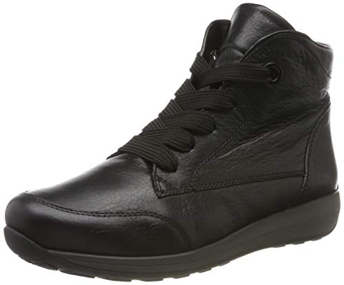 ara OSAKA 1244533, Damen High-Top, Schwarz (SCHWARZ 61), 40 EU (6.5 UK)