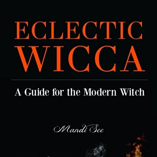 Eclectic Wicca audiobook cover art