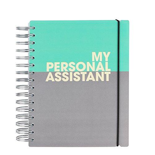 My Personal Assistant Notizbuch, A5, 10 Registerreitern
