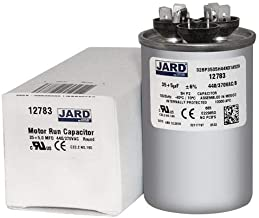 Replacement for Obsolete Genteq Dual Run Round 35uF + 5uf MFD 370 Volt or 440 VAC 97F9834 (Replace Old GE# Z97F9834)