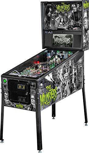 Stern Pinball Munsters Arcade Pinball Machine, Premium Edition thumbnail image