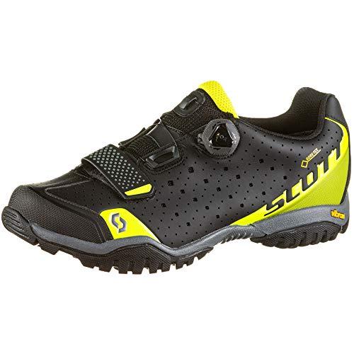 Scott Sport Trail EVO Gore-Tex-Zapatillas Deportivas (Talla 48.0), Color Negro Hombre, Ca Bl Sul Ye, 48 EU