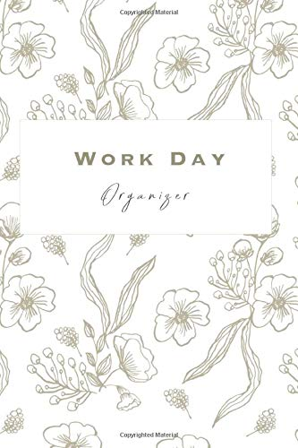 Work Day Organizer: To Do List with Checkboxes | 140 pages with Checkboxes, Priority Tasks, Important Notes | To-Do List Planner Undated | Work Day Planner