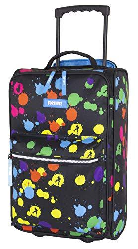 FORTNITE Kids' Multiplier Upright Soft Case Luggage Bright Combo - Maleta de transporte (tamaño único)