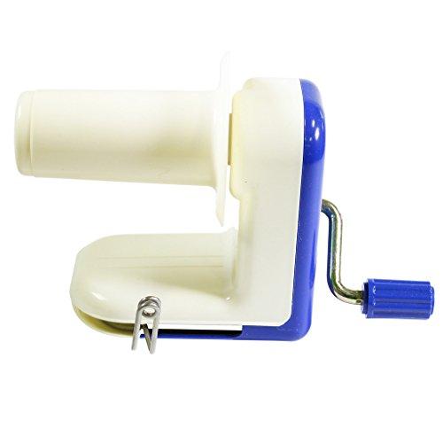Hand Operated Yarn Wool Fiber Winder Roller by CurtzyTM