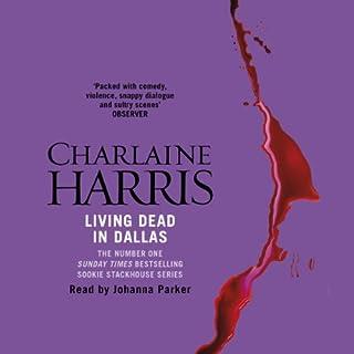 Living Dead in Dallas cover art