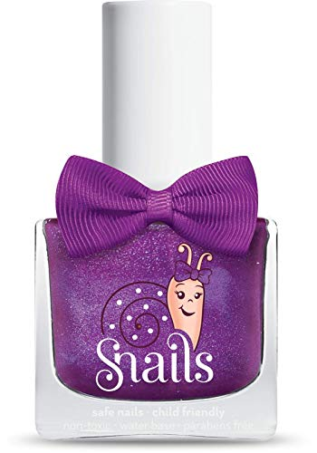 Snails Raspberry Pie Nagellack Wasser Purpur 10,5 ml
