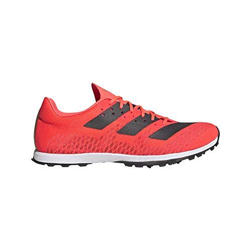 adidas Adizero XC Sprint W, Zapatillas de Atletismo para Mujer, ROSSEN/NEGBÁS/FTWBLA, 43.33 EU