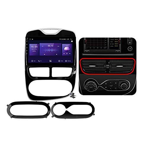 Android 10 MP5 Player GPS Navegación para Renault Clio 4 ZOE 2012-2019, Soporte WiFi 5G DSP/FM RDS Radio de Coche Estéreo/BT Hands-Free Calls/Control del Volante/Carplay,2012~2016,7862: 6+128GB