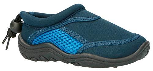 CAMPRI Wasserschuhe Junior blau Größe 25
