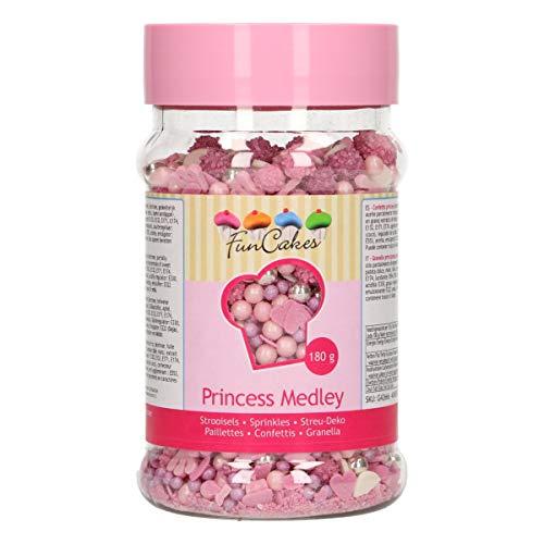 FunCakes Sprinkle Medley Principessa - 180 gr