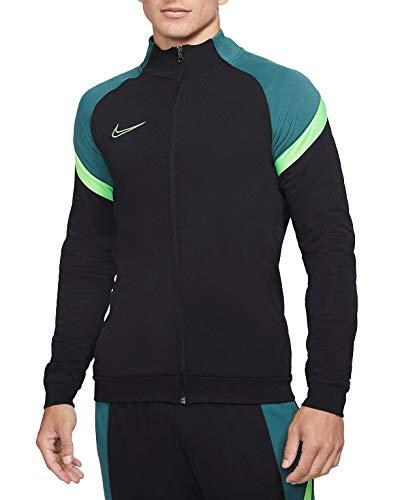 Nike Chaqueta de Chándal Academy - Negro/Verde Strike