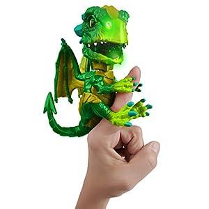 Wowwee- Freezer Mascota Interactiva, Color Verde (3863)