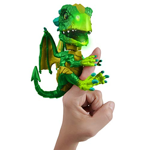 WowWee Untamed Dragon – Venom (Green)