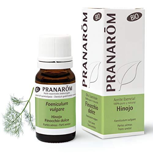 Pranarôm - Aceite Esencial de Hinojo Bio - Partes aéreas - 10 ml