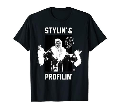 WWE Ric Flair Stylin & Profilin T-Shirt