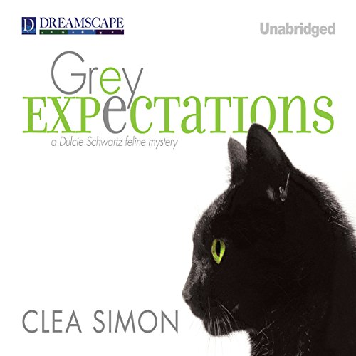 Grey Expectations audiobook cover art