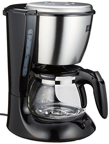 Melitta(メリタ) コーヒーメーカー 【2-5杯】Melitta ステップス ブラック MKM-533/B