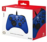 HORI HORIPAD Wired Controller - Blue for Nintendo Switch - Standard Edition