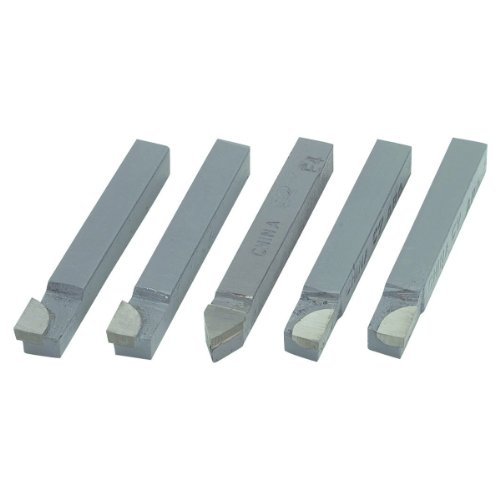 Micro 100 C-8 Brazed Tool Square Shank Diameter'Style C', 3.5' Length, 1/2' Width, 1/2' Height, 1/8' Thick, 1/2' Width, 1/2' Length