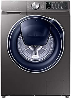 Samsung 9Kg 1400 RPM Front Load Washing Machine with Add Wash, Grey - WW90M64FOPO/GU, 1 Year Warranty