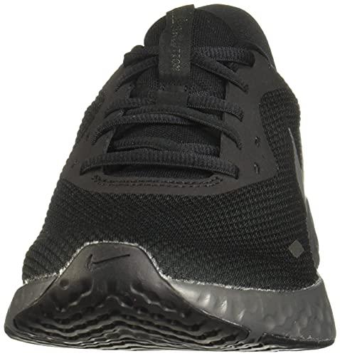 Nike Revolution 5, Zapatillas Hombre, Black Anthracite 204, 41 EU