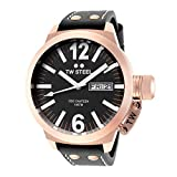 TW Steel Men's TWS-CE1021 CEO Canteen Watch, CE1021, Size No Size