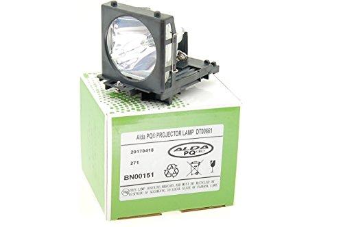 Alda PQ DT00665 - Lámpara para proyector Hitachi PJ-TX200 con carcasa