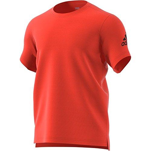 adidas Freelift Prime Camiseta de Manga Corta, Hombre, Multicolor (Energi), M