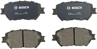 Bosch BC908 QuietCast Premium Ceramic Disc Brake Pad Set For Lexus: 2006 GS300, 2009-2015 IS250; Toyota: 2002-2006 Camry; Front