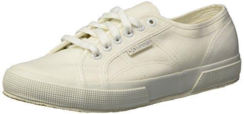 Superga Superga Unisex 2750 Cotu Classic Sneaker, Weiß, 36 EU