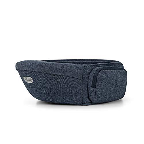 Chicco Sidekick Hip Seat Carrier - Denim