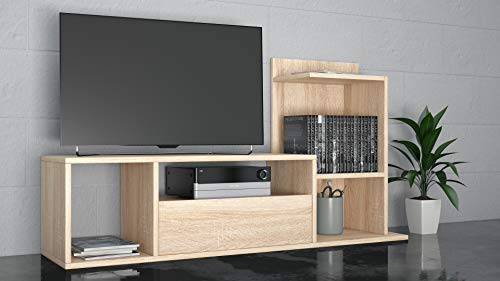 THETA DESIGN by Homemania, Sumatra, Porta TV, Beige