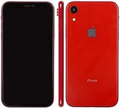 Apple iPhone XR, US Version, 64GB, Red - Unlocked (Renewed)
