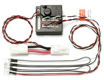 Tamiya 300053909 - LED-Lichteinheit TLU-01
