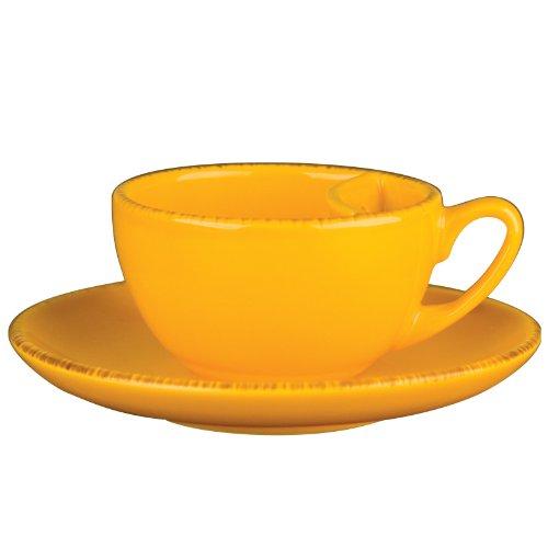 Loveramics Tea Dam Cup and Saucer,...