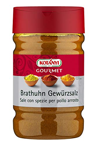 Kotanyi Brathuhn Gewürzmischung Salz Großverbraucher, 1.14 kg