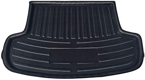 ZYLFP Boot Trunk Mats For Outlander 2013-2017, Rubber Non-Slip Dust-Proof Floor Mats Car Accessories