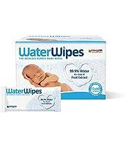 WaterWipes Hassas Ve Yenidoğan Ciltler Için Kokusuz Bebek Islak Mendilleri 12'li Paket
