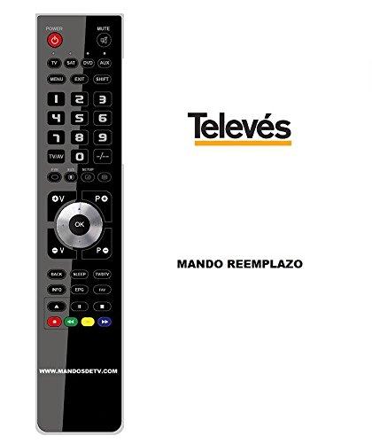 Mando SAT/DTT TELEVES 1450007