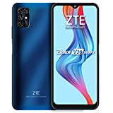 ZTE Blade V20 Smart 128G 4G LTE Smartphone 6.82' HD+ Azul Desbloqueado
