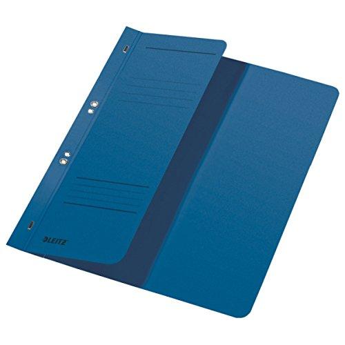 Leitz Ösenhefter 3740-35 1/2-Vorderdeck. blau
