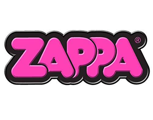Frank Zappa Kühlschrankmagnet Rosa 3D Bubble Logo Nue offiziell