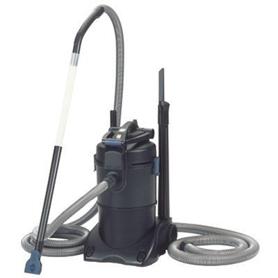 Oase Pondovac 4 1800 Watt Professional Swimming Pool & Pond Vacuum Cleaner with Free Floating Thermometer