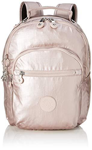 Kipling Seoul S Luggage, 14.0 liters, Metallic Rose