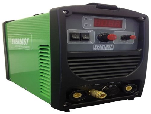 EVERLAST PowerARC 160STH High Frequency Start TIG / Stick IGBT Welder 110v/220v