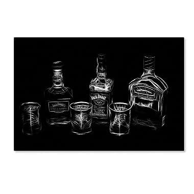 Trademark Fine Art Jack's Family by Erik Brede, 22x32-Inch Canvas Wall Art