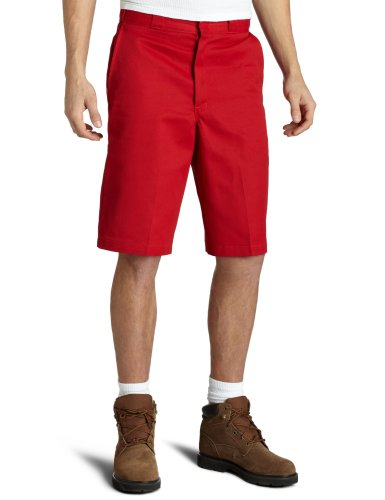 Dickies Dickies Herren Shorts 13in Mlt Pkt W/St, Rot (English Red), W30